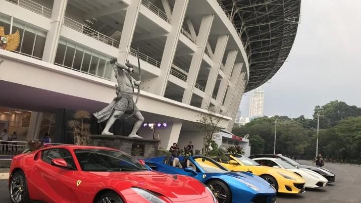 Ini Mobil Ferrari yang Bisa Dibeli di Indonesia, Harganya?