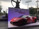 Hai Crazy Rich! Ferrari 488 Pista Hadir di Indonesia, Minat?