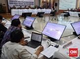KPU Buka Kemungkinan Tetapkan Hasil Rekap Nasional Hari Ini