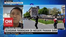 VIDEO: Suasana Ramadan di Negeri Paman Sam