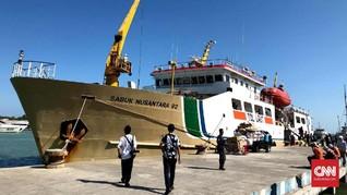 Penyebrangan Pelabuhan Meulaboh Aceh Dialihkan ke Labuan Haji