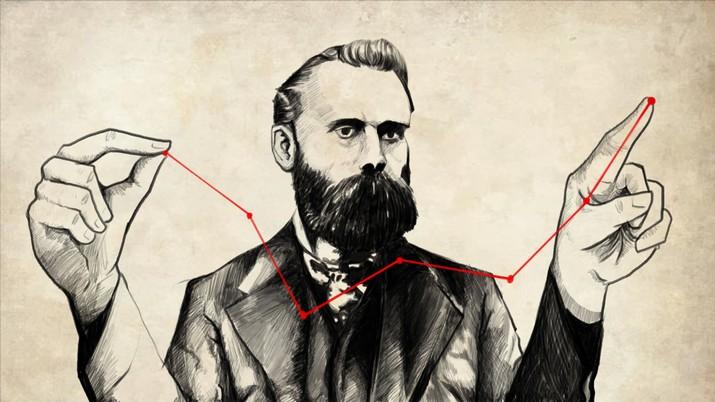 Hamilton mengidentifikasi tiga tahap yang terjadi di pasar bullish dan pasar bearish.