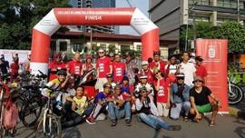 Kisah Pria Denmark yang Bersepeda dari Finlandia ke Indonesia