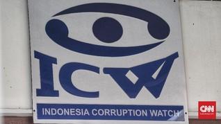 ICW Minta Jokowi Tunjuk Menkumham dan Menkopolhukam Nonparpol