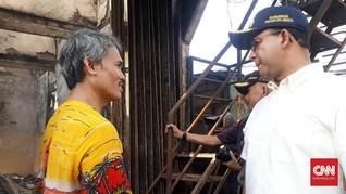 Anies Temui KAI Bahas Rencana Tata Ulang Kampung Bandan