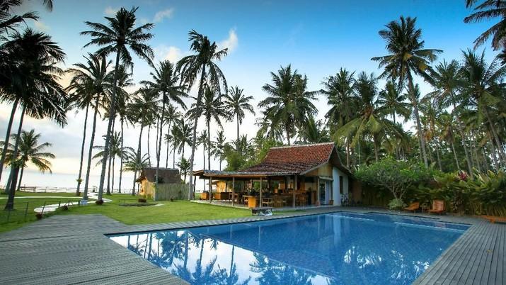 Pemkab dan pelaku usaha pariwisata di Banyuwangi memperkenalkan Villa Solong