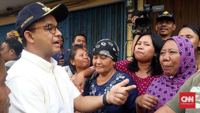Investasi Politik Gubernur Anies di Balik Kebijakan Pro-PKL