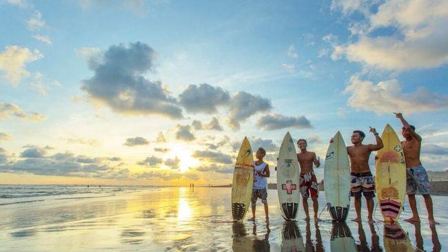 Bali Kembali Jadi Tuan Rumah Kejuaraan Surfing Dunia