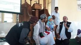 Gadis Cilik Aceh Bongkar Celengan Haji untuk Bantu Palestina