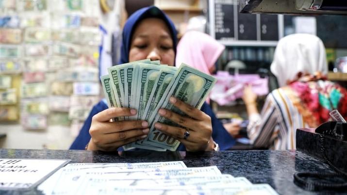 BI Klaim Rupiah Stabil di Rp 14.170-Rp 14.180/US$