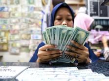 Pukul 09:00 WIB: Kurs Rupiah Kian Terhimpit ke 14.450/US$