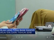 Jelang Lebaran, Bank Mandiri Siapkan Rp 55 Triliun Uang Tunai