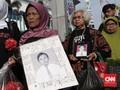 Jokowi Diminta Pastikan Status Orang yang Hilang pada Mei '98