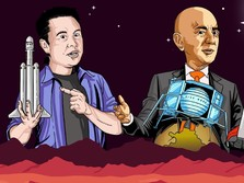 Bos Tesla Sindir Orang Terkaya di Dunia: Monopoli itu Salah