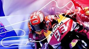 Kejar Finis MotoGP Prancis
