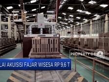Raksasa Semen Thailand Caplok Fajar Surya Wisesa Rp 9,6 T