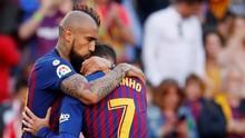 Barcelona Kehilangan Sembilan Pemain Usai Final Copa del Rey