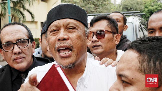 Kasus Dugaan Makar, Eggi Bawa Saksi Eks Relawan Jokowi