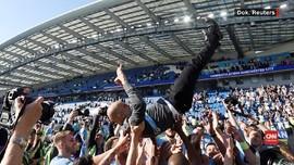 VIDEO: Gelar Liga Inggris 2018/2019, Tersulit Bagi Guardiola