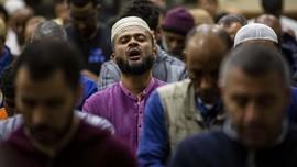 FOTO: Nuansa Ramadan di Amerika Serikat