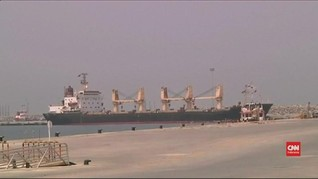 VIDEO: Arab Saudi Klaim Kapal Tankernya Disabotase