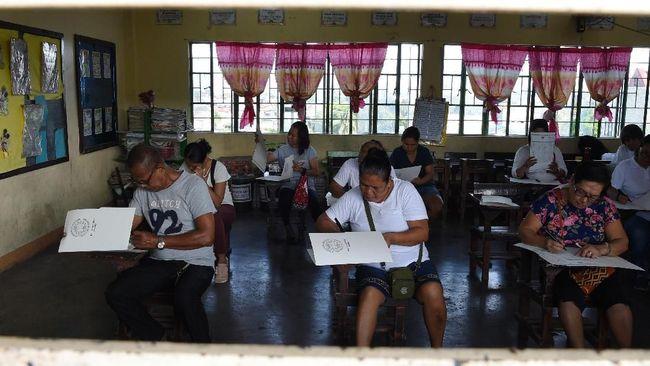 Pemilu Filipina Dibayangi Kasus Pembelian Suara Massal