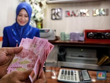 Kalem Tunggu BI, Rupiah Terbaik ke-3 di Asia