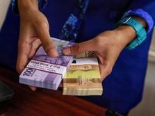 Pukul 10:00 WIB: Tekanan Surut, Rupiah Beranjak ke 14.455/US$