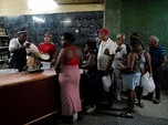 Miris, Krisis Ekonomi Kuba Bikin Warga Kesulitan Bahan Pangan