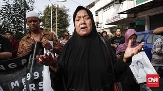 Ibu Korban Mei 98: Mamak Tak Niat Nangis Le, tapi Ingat Kamu