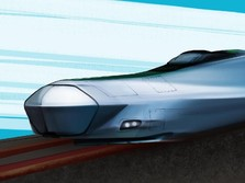 Begini Wujud Shinkansen ALFA-X, Kereta Tercepat di Dunia