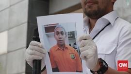 Polisi Tahan Tersangka Pengancam Penggal Jokowi