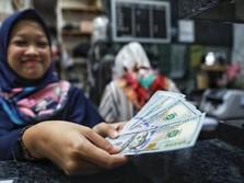 Pukul 10:00 WIB: Rupiah Masih Loyo, Tertahan di 14.450/US$