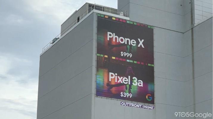 Persaingan antara Google dan Apple di segmen ponsel akan semakin kencang. Pasalnya, Google menyerang produk iPhone melalui iklan.