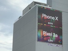 Tabuh Genderang 'Perang', Google Ejek iPhone X Lewat Iklan