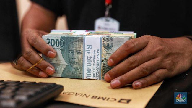 Mata Uang Asia Menguat Lawan Dolar AS, Rupiah Masih Saja Loyo - CNBC Indonesia