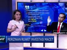 Perizinan Ruwet Investasi Macet