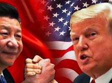 Pesimis Deal Dagang, China Tunggu Trump Lengser?