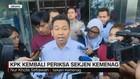 VIDEO: KPK Kembali Periksa Sekjen Kemenag