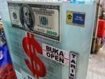 Dolar Tembus Rp 14.410, Ini Situasi Money Changer di Jakarta