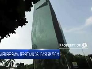 Tower Bersama Terbitkan Obligasi Rp 750 M