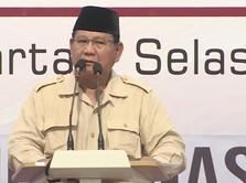 Prabowo Tolak Hasil Pilpres & Ajakan Poyuono Tak Bayar Pajak