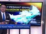 Tiket Pesawat Mahal Jadi Hantu Ekonomi