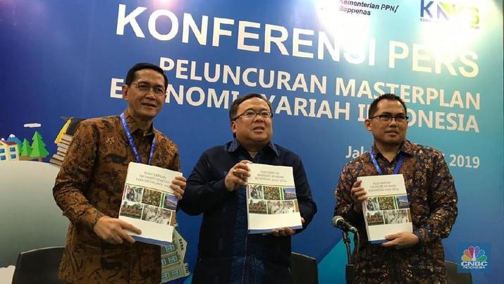Ambisi Jokowi: Ada Bank Syariah yang Masuk 10 Besar