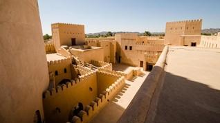 Melihat Kekayaan Oman di Nizwa dan Dhofar
