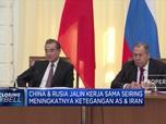 Panas dengan AS,  China Dekati Rusia