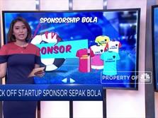 Kick Off Startup Sponsor Sepak Bola