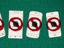 WhatsApp Dibatasi, Wiranto: 2-3 Hari Tak Usah Lihat Gambar