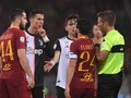 Hinaan Ronaldo ke Florenzi: Kamu Terlalu Pendek untuk Bicara