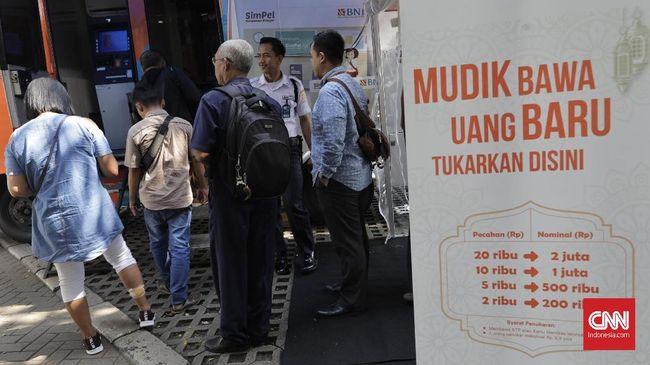 Aksi 22 Mei Rusuh, BI Tutup Sementara Layanan Penukaran Uang